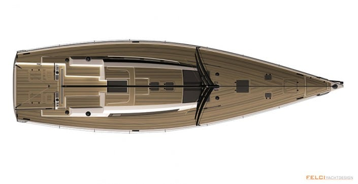 Ice Yachts 62 layout coperta