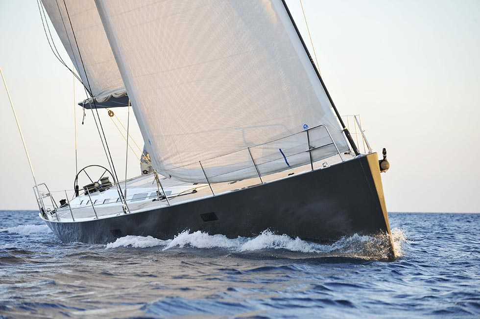 ICE YACHTS 72 - IMBARCAZIONE A VELA