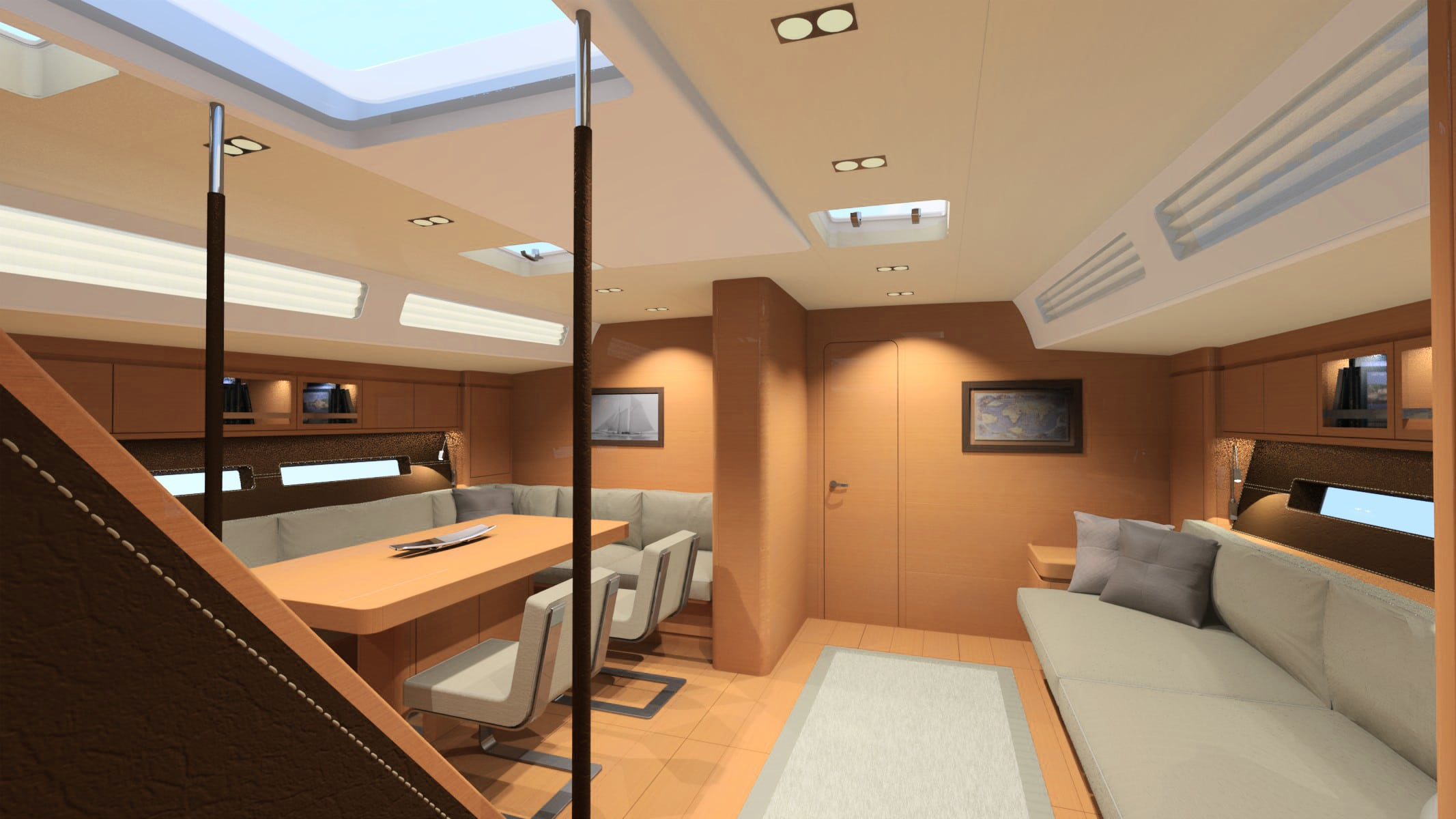 ICE YACHTS 82 – foto interni (3)